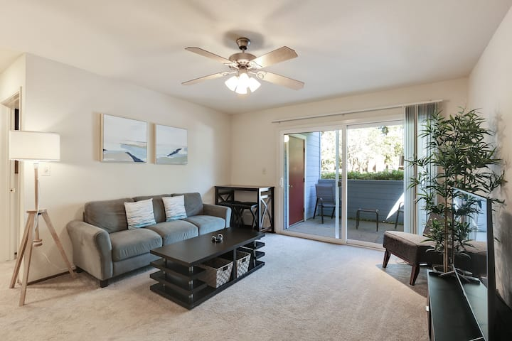 1 Bedroom Apartment in Sunnyvale Close to Park