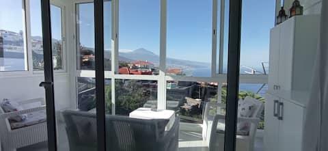 Paradise views El Sauzal