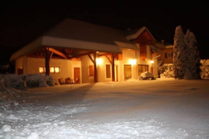 Chabottes:  Lodge été/hiver  au coeur des Ecrins