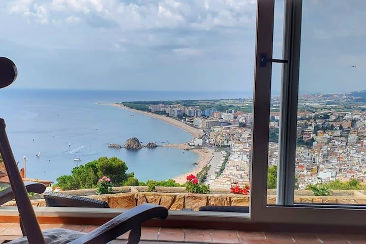 Vistas al Mar con encanto!