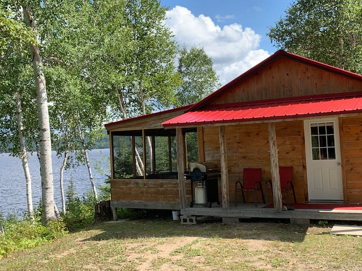 Whitefish Lodge - Caribou Cabin