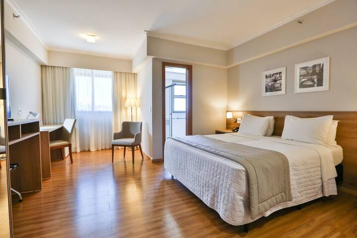 5 star room at Hotel Transamerica PRIME