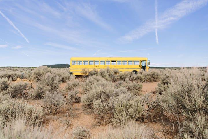 Taos Mesa Off-Grid Eco-Haven