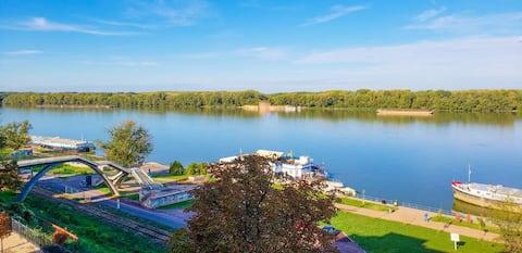 Central Apartment Rousse -Danube River