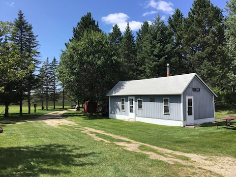 Close to Itasca State Park