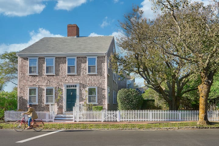 Meticulously Renovated 8BR Milk St Estate