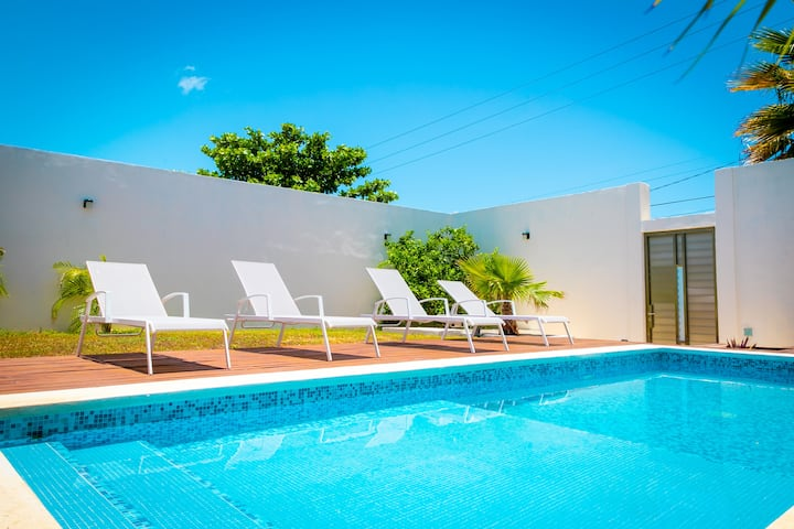 BEACHES OPEN! -NEW- Casa Diego - Pool - downtown