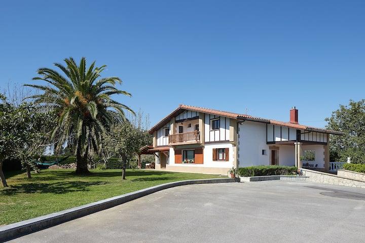 Casa Rural con vistas a 6 km de San Sebastián #3