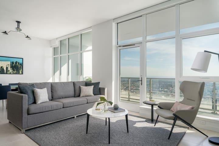 LEVEL | Two Bedroom Suite + Balcony