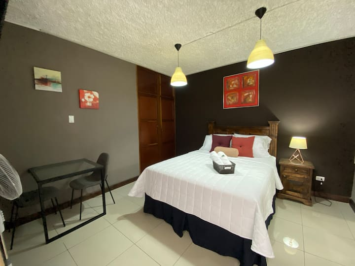 EFFICIENCY APARTMENT NEAR THE AIRPORT - 01 - Z. 13