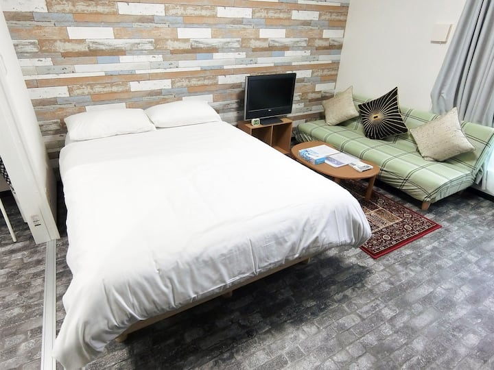 J31★New Apartment ☆ 6 min walk from Juso station