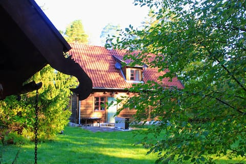 Bulhus i Gothem, östra Gotland