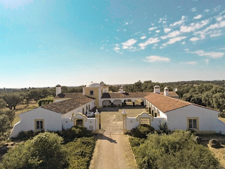 Rosa Estates:  The Farmhouse & Stables