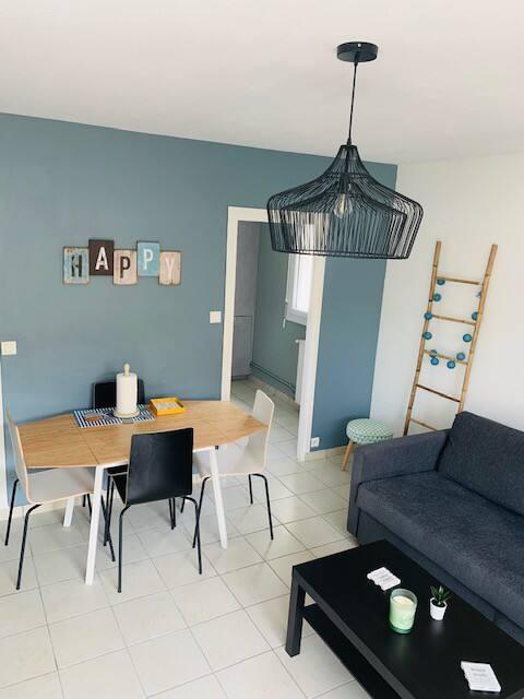 Appartement spacieux et lumineux tout à pied
