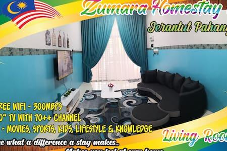 Zumara Homestay Jerantut Pahang