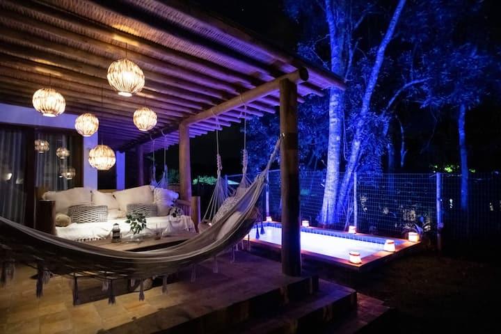 Casa Buganville - Vila Serena - Trancoso
