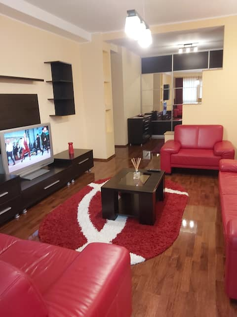 Confortable apartment in Suceava