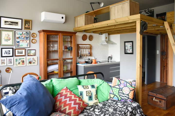Cozy Studio