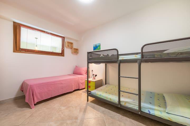 3° camera da letto