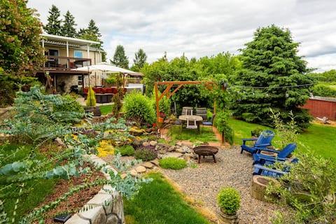 Garden Oasis in the City