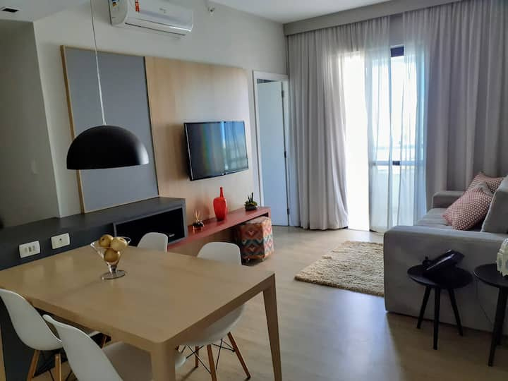 Apartamento - Mondial Residence - Cam. das Árvores