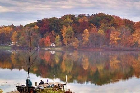 Eden On East Lake: 2 BR | Holiday Getaway | Snowmobiling