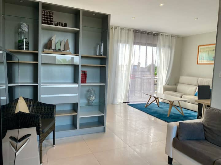 Appartement neuf 4 personnes accessibles PMR