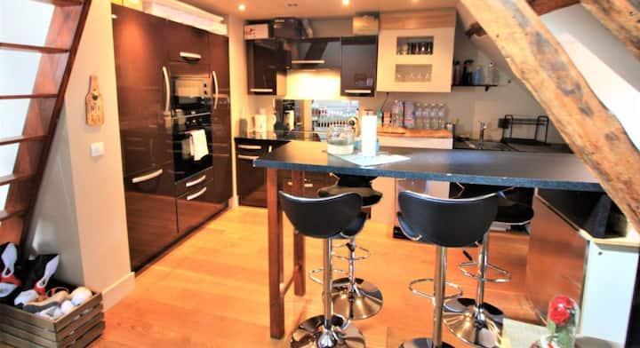 Appartement charmant et touristique à Rambouillet