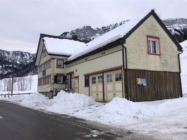 Familienzimmer Alpstein