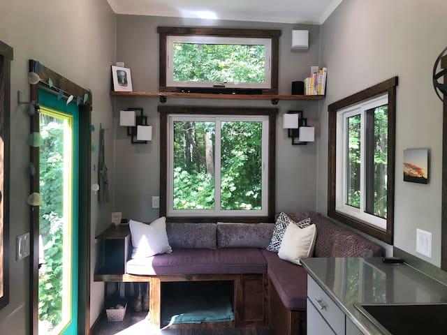 Custom Built Luxury Tiny Home