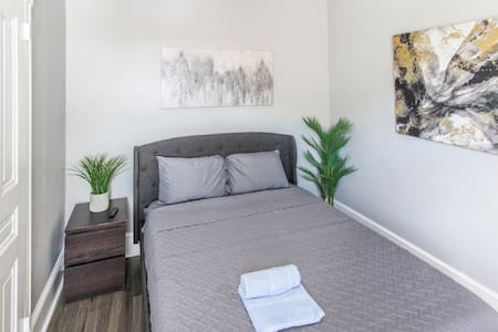 ☆Modern Private Room 5 - Downtown Reading!! ☆