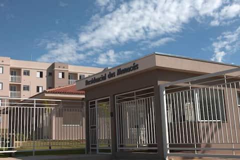 Apartamento novo, uso privativo - Mogi Mirim SP