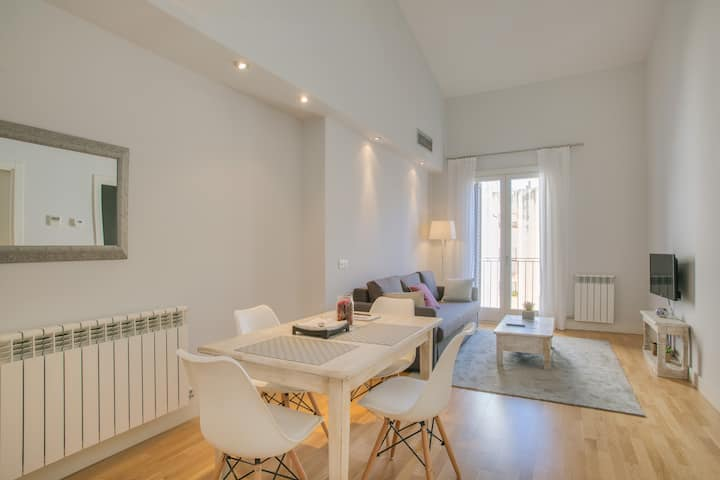 Lovely apartment for 4 people in Nord Street.