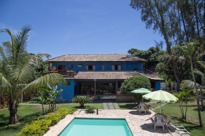 Casa rural Maricá