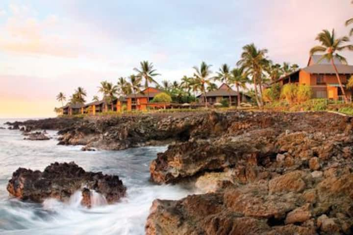 Golf View One Bdrm at Kanaloa at Kona by Outrigger