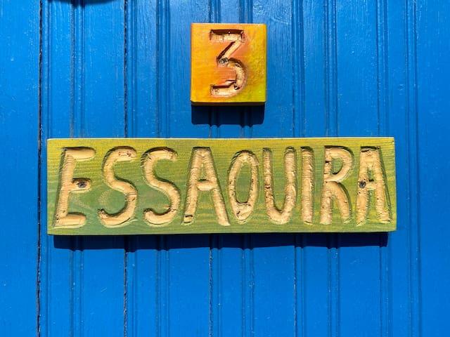 """Entrée Suite n°3    """"Essaouira"""""""