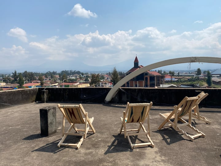 Musanze Modern Apartment with a View