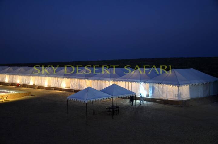 Sky Desert Safari