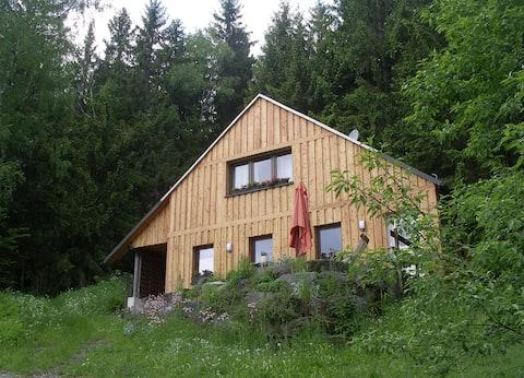 Ferienhaus am Wald - NATUR PUR-