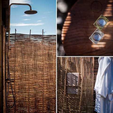 Safari style Glamping with Concierge