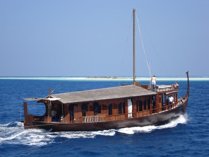 Private Boat Charter on Full Board