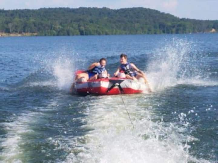 Pickwick Lake House - All Inclusive - Happy Place