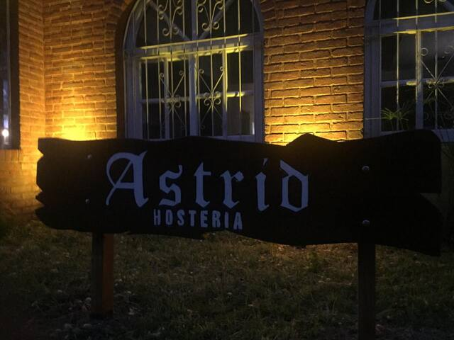 ASTRID VILLA GESELL!
