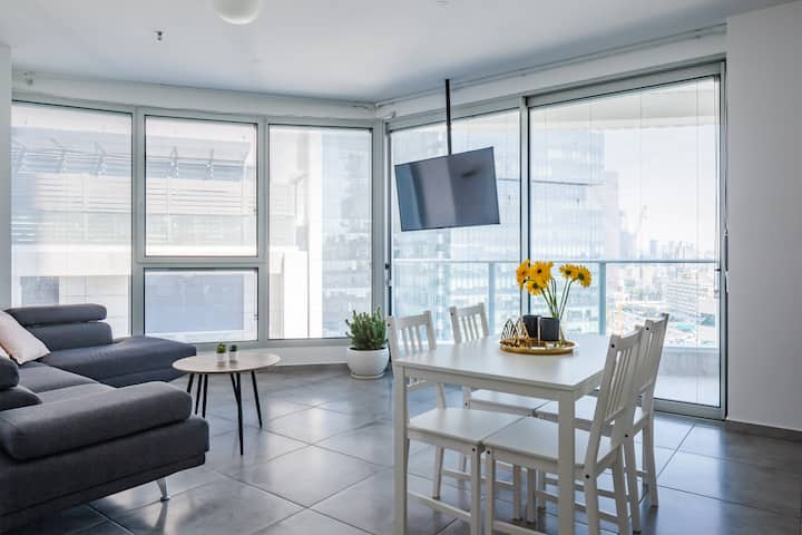 GINDI TOWER *HigH EnD* 4 Bedrooms+Parking&Balcony