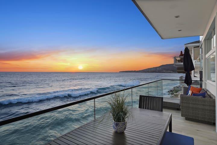 Ultimate Beachfront Hideaway!