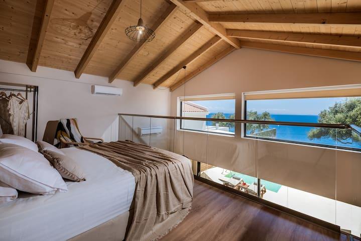 Astarte Villas - Anapnoi Private Villa with Pool
