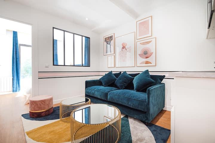 Luxury Home in Tour Eiffel - Best Area