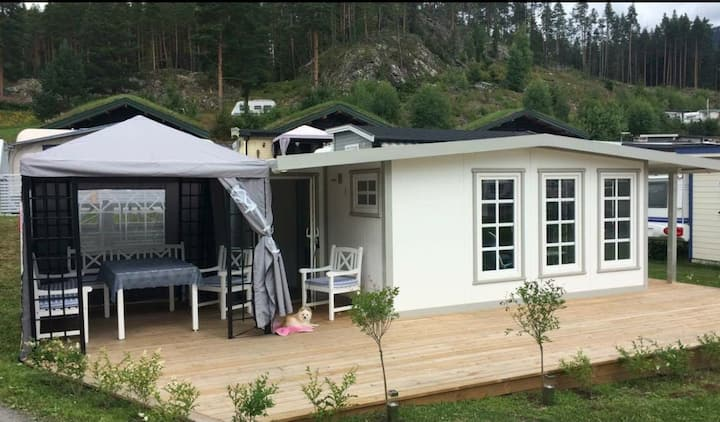 Camping perle i Valdres