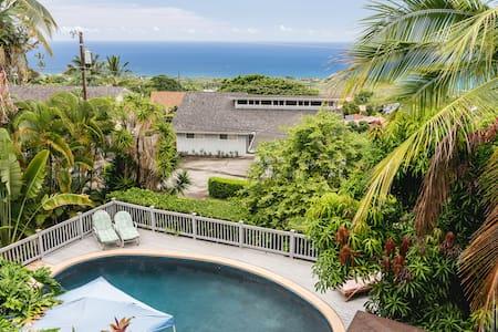 Classic Kona 🤙🏻 \\ Epic Ocean View 🌊 \\ Pool 🏊