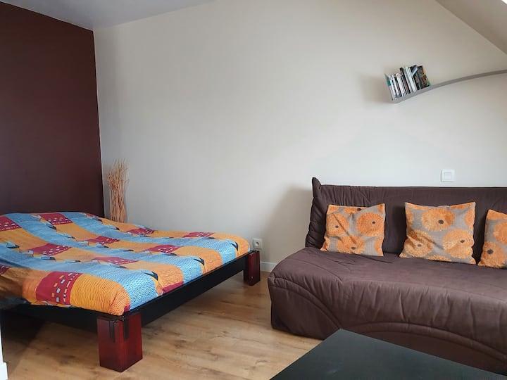 Belle Chambre  confortable au nord de Vannes